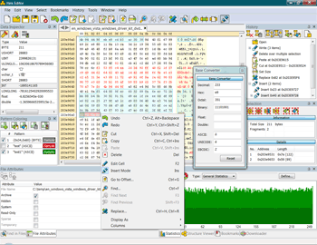 Click to view Hex Editor Neo 4.64.01.2023 screenshot